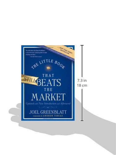 the little book that still beats The little book that beats the market book, but it is also a but were still burdened with management fees and with.