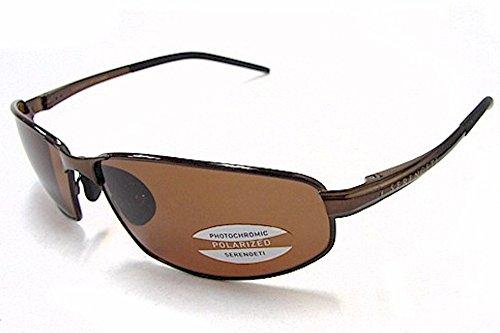 - Serengeti Granada Sunglasses, Espresso with D Polarized Lens