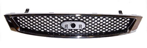 OE Replacement Ford Focus Grille Assembly (Partslink Number (Ford Focus Grille Replacement)