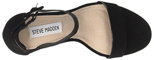 Black Madden Nero ouverts à femmes pour bouts chaussures Steve noires noires vd7fqwnRv