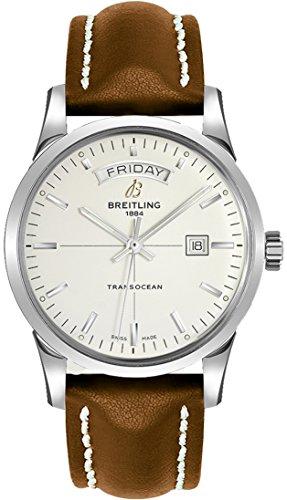 Breitling Transocean Day Date (Breitling Date Wrist Watch)
