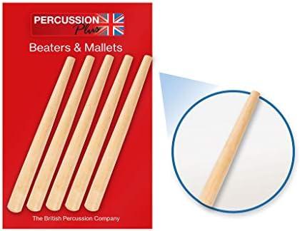 Percussion Plus pp674 cencerro, baquetas (Pack de 5): Amazon.es ...