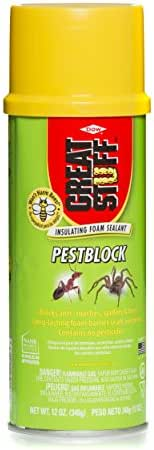 GREAT STUFF Pestblock 12 oz Insulating Foam Sealant