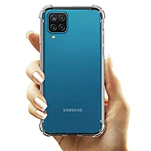 Ankirant Bumper Corner Soft Silicon Flexible Shockproof Camera Protection Cushioned Edges Crystal Clear Mobile Back Case…