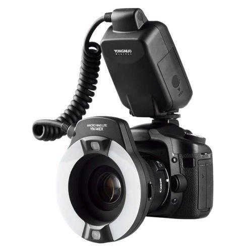 YONGNUO YN-14EX Macro Ring LITE Flash Light For Canon EOS DSLR Camera