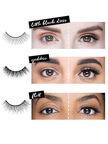 ca212bd9c9f Amazon.com : Tarte PRO Cruelty-Free False Lashes (Little Black Dress -  everyday lashes enhance natural length) : Beauty