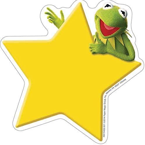 Eureka Muppets Star Paper Cut Outs