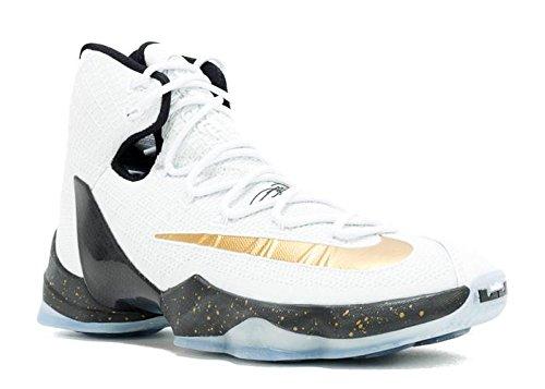 Nike Mænds Lebron Xiii Basketball Sko Hvid xOR39de