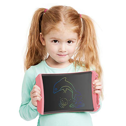 Dreamingbox Gifts for 3-12 Year Old Girls, LCD Writing Tablet for Kids Toddler Teen Birthday Gifts for 3-12 Year Old Boys 2019 Toys for 3-12 Year Old Boys Girls Girls Gifts Age 3-12 Pink TGUSDSXB19 (Best Tablet For 10 Year Old)