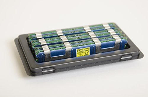 64GB (8x8GB) DDR2 PC2-5300F 667 MHz Memory RAM Apple Mac Pro 2008 Model A1186 Upgrade Kit Fully Buffered FB DIMMs