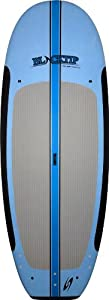 Surftech Blacktip 0800 Wide Stand Up Soft Board (Blue Kit with Paddle) from Surftech