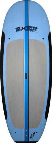 Surftech Blacktip 0800 Wide Stand Up Soft Board (Blue Kit with Paddle)