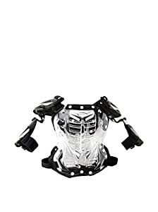 Roleff Racewear 871 Peto Motocross, para Niños, Silverglance