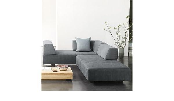 High Quality Amazon.com : West Elm Tillary Modular Seating Set Three   Henna, 2 Sofas, 4  Back Support Cushions : Patio Sofas : Garden U0026 Outdoor