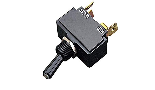 SPST On//Of Sea Dog 420121-1  Light Tip Toggle Switch