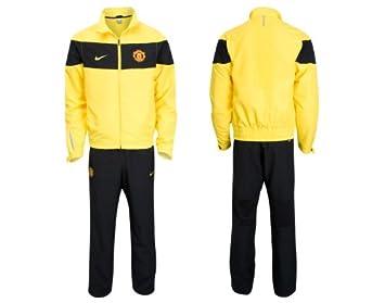 Niño Amarillo Para United Nike Manchester Color Chándal xs Talla w1PIpq