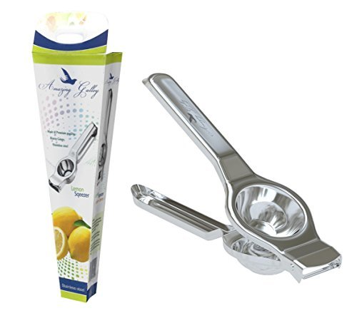 Amazing Galley Stainless Steel Lemon Squeezer