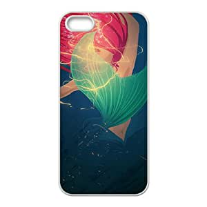 Aesthetic mermaid Cell Phone Case for iPhone 5S