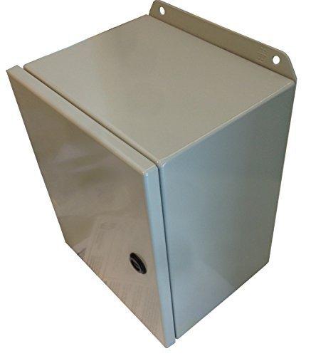 Hammond EJ1086 Type 4 Mild Steel Junction Box by Hammond Manufacturing