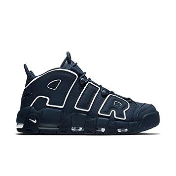 nike ナイキ メンズサイズ(24.0,32.0cm) NIKE AIR MORE UPTEMPO(ネイビー) モアテン アップテンポ スニーカー  靴 (12.0(30.0cm)) [並行輸入品]