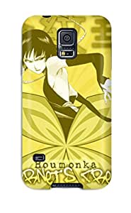 GfSPCrE13729cRQGl Tpu Phone Case With Fashionable Look For Galaxy S5 - Bleach
