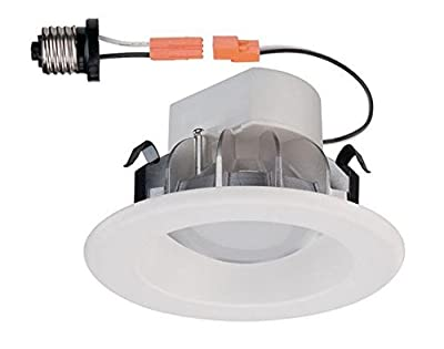 "Commercial Electric 4"" Recessed LED Trim"