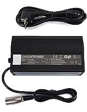 Scooter oplader 24v oplader, Scooter acculader, Ouderen oplader voor elektrische auto, Scootmobiel, Scootmobiel, Rolstoel Elder Scootmobiel accessoire(EU-stekker)