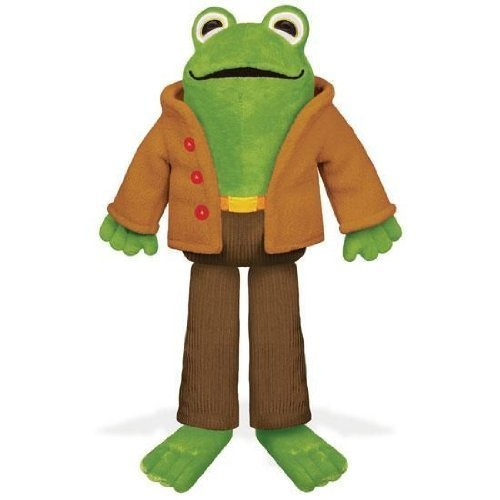 (YOTTOY Frog 12 in. Soft Toy)