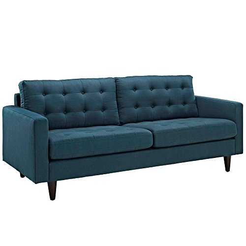 Upholstered Sofa Dimensions: 35.5