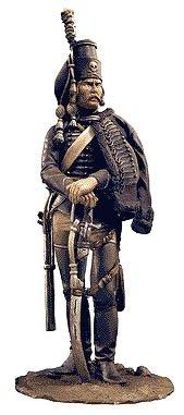 アンドレアミニチュア SG-F99 プロシア・Death Hussar 1762年