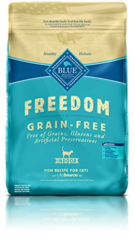 BLUE Freedom Indoor Grain Free 11 lb