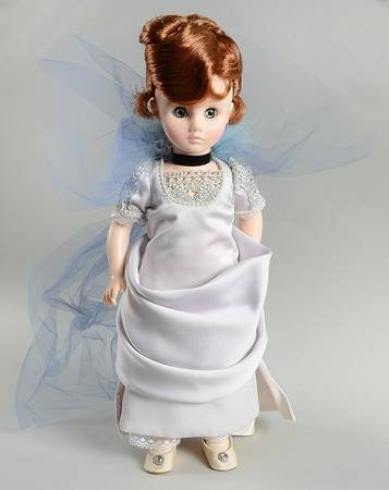Madame Alexander Florence Harding First Lady Doll Collection Series V # 1431 ()