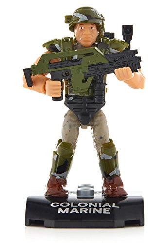 Mega Construx Heroes Series 1 Aliens Colonial Marine Figure ()