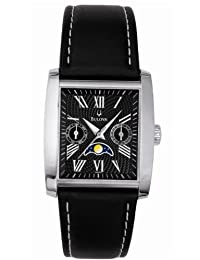 Bulova Watches - Strap - 96C25 Men'S Bulova Moon Phase Watches