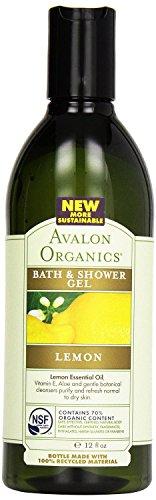 Avalon Bath & Shwr Gel Lemon 12 Fz ()
