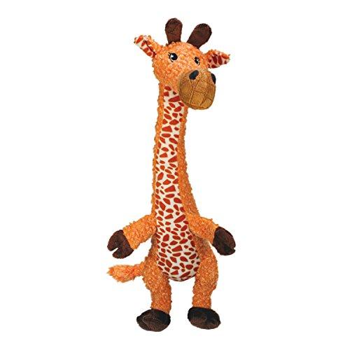 KONG SLV13 Shakers Luvs Giraffe Large Dog Toy Dog Toy