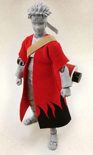 60a45e0e4ca98 FIGLot 1 12 scale fabric Robe and jutsu scroll for S.H. Figuarts Naruto  Uzumaki Sage