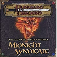 Dungeons & Dragons - Official Roleplaying Soundtrack (CD)