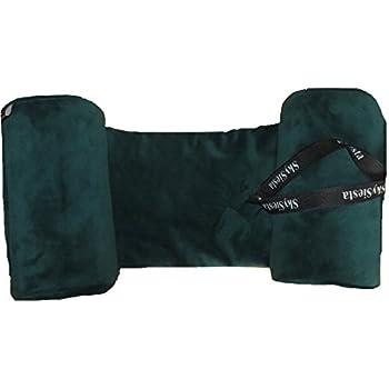 Amazon Com Skysiesta Green Travel Pillow With Foam Head