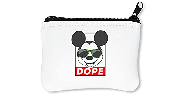 Mickey Mouse Weed Sunglasses Dope Funny Graphic Billetera ...