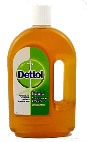Dettol Liquid - 750ml (England) - Packaging may vary ()