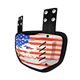 Shock Doctor Football Back Plate - Lower Back/Rear/Back Bone Protector Shield Backplate. for Youth, Adult, Kids.
