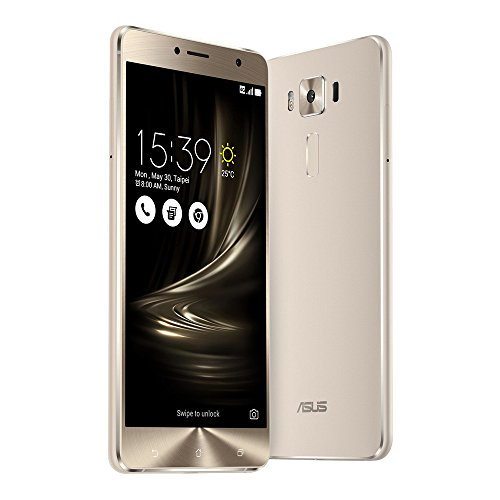 ASUS ZenFone 3 Deluxe ZS550KL 4GB / 64GB 5.5-inch 4G LTE Dual SIM FACTORY UNLOCKED - International Stock No Warranty - Shopping Pinnacle Center