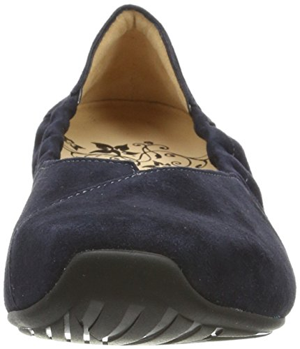 86 Women's 282175 Kombi Flats Water Toe Kombi Gaudi Blue Grey Water Ballet 86 Think Closed PRHEAdnPwq