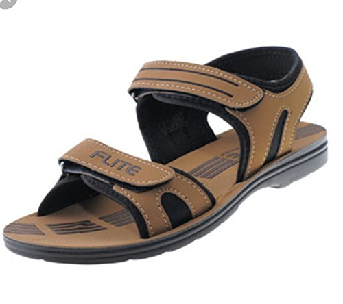 Buy RELAXO Mens FLITE PU Sandals and