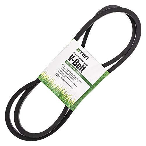 8TEN PTO Belt for MTD Cub Cadet Z Force 15 18 44 48 G1236 G1336 G1436 Replaces 00050441 00050441P (Cub Cadet Z Force 48 Deck Belt Size)