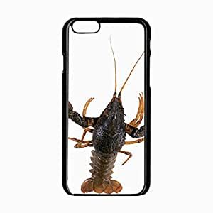 iPhone 6 Black Hardshell Case 4.7inch cancer claws whiskers background Desin Images Protector Back Cover