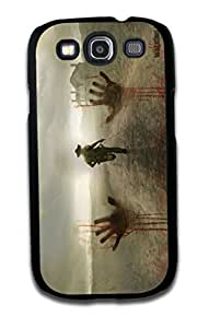 Tomhousomick Custom Design The Walking Dead Case for Samsung Galaxy S3 Phone Case Cover #106