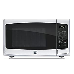 Kenmore 0.9 cu. ft. Countertop Microwave White 73092 : Perfect little microwave!
