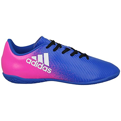 Adidas X 164 In J - BB5730 - Color Blue-Pink - Size: 3.0 by adidas
